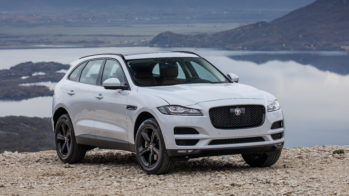 Jaguar F-Pace MY19
