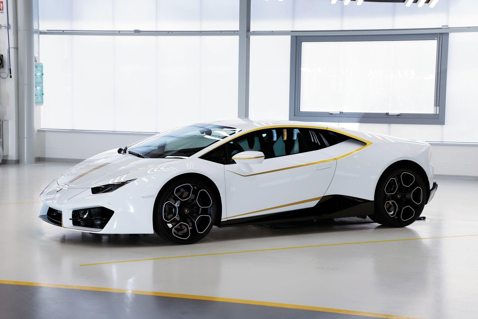 Lamborghini Huracan Subasta Papa 4