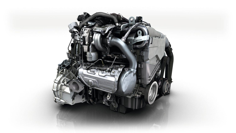 Motor Mercedes Renault