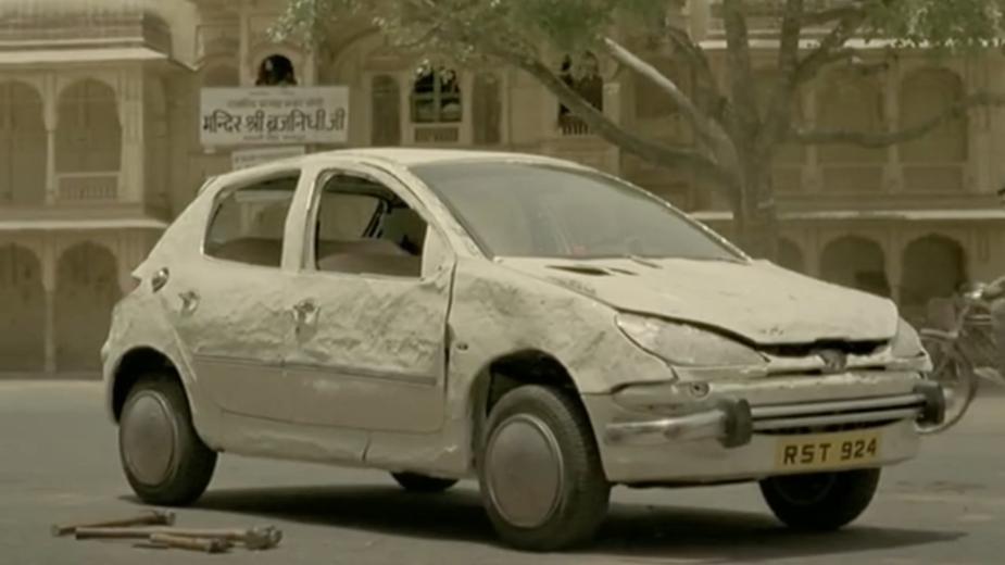 Peugeot 206 Filme Publicitário 2012