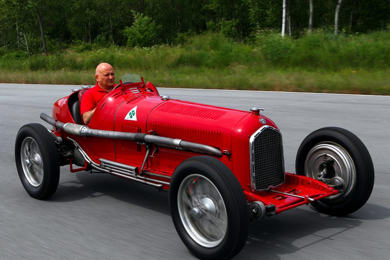 Alfa Romeo Tipo B Monoposto 1932