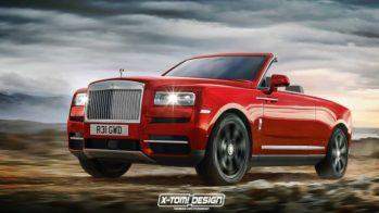Rolls-Royce Cullinan Cabrio