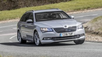 Skoda Superb Break 2.0 TDI 190 blindada