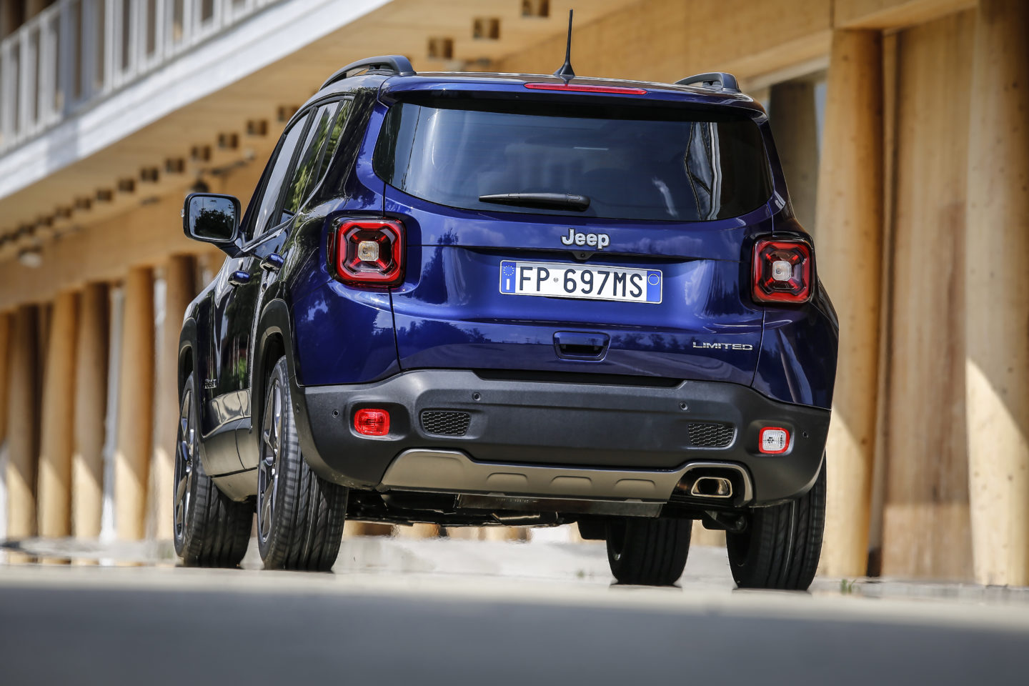 Jeep Renegade Restyling 2018