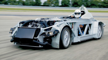 BMW H2R Chassis