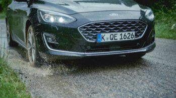Ford Focus buraco 2018