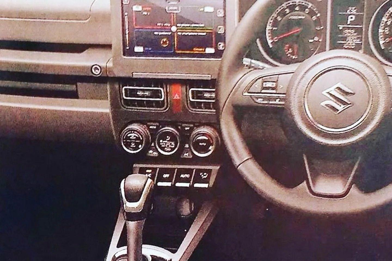 Suzuki Jimny 4.ª geração 2018