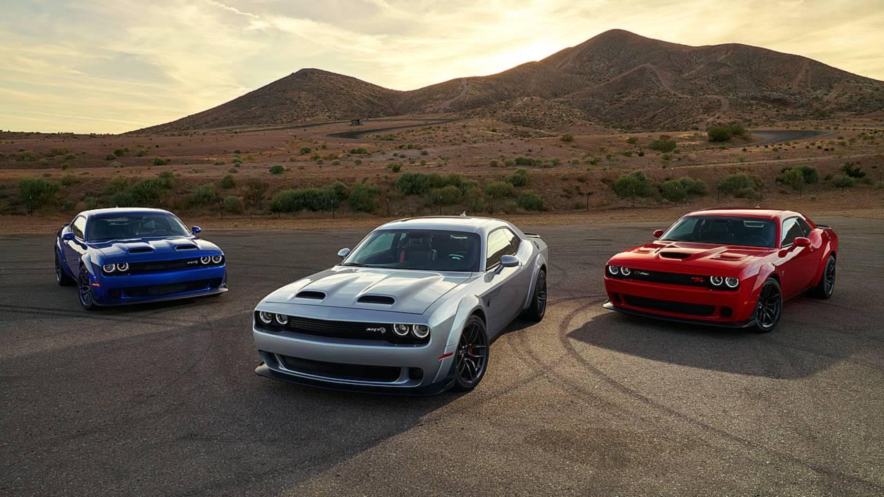 Dodge Challenger 2019
