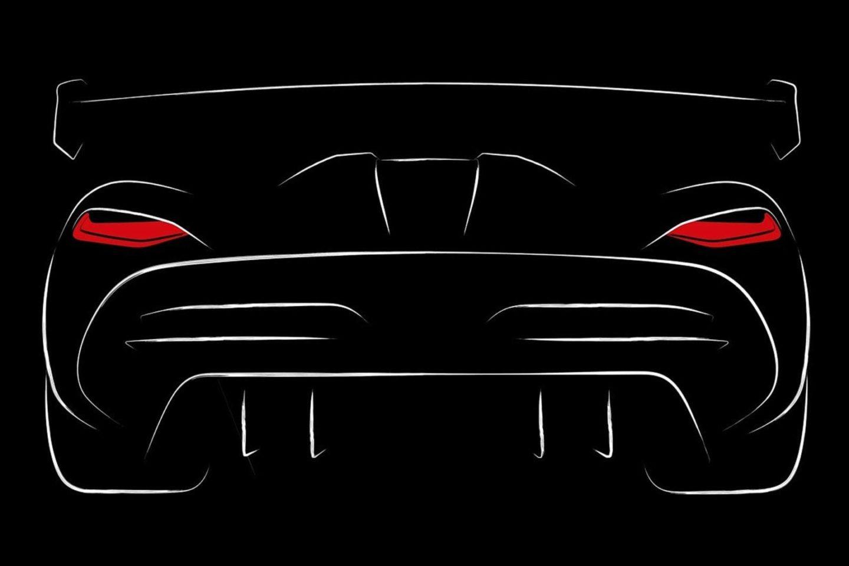 Teaser do sucessor do Koenigsegg Agera RS