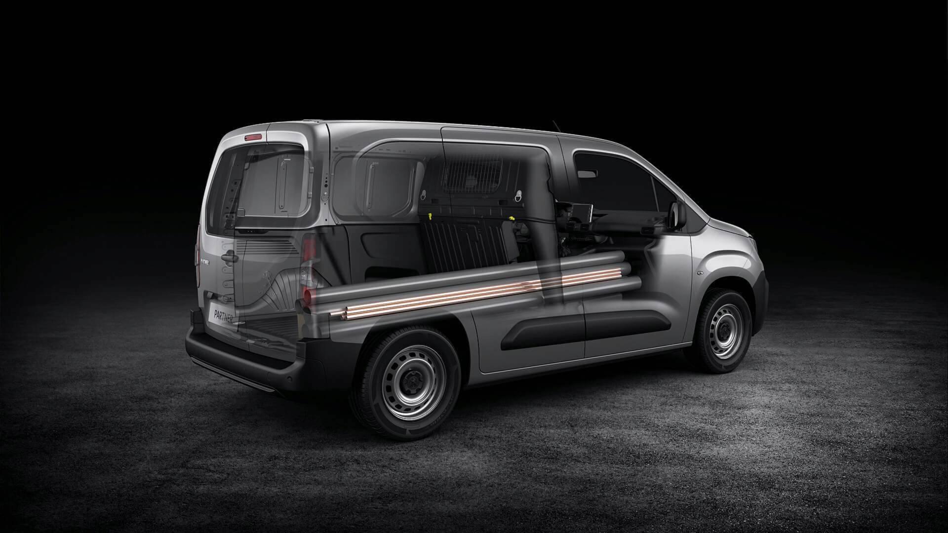 2019 Peugeot Partner 4