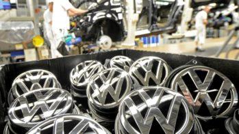 Volkswagen emblemas 2018