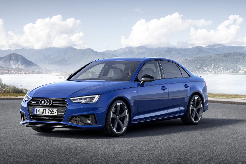 Audi A4 Sedan Restyling 2018