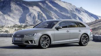 Audi A4 Avant Restyling 2018