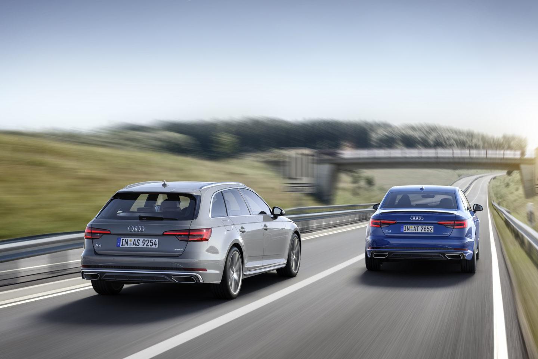Audi A4 Avant / Audi A4 Sedan Restyling 2018
