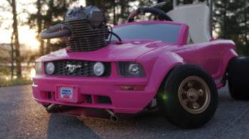 Barbie Car Power Wheels 2018