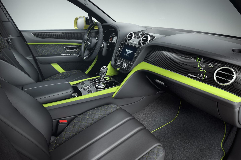 Bentley Bentayga Pikes Peak Limited Edition 2018