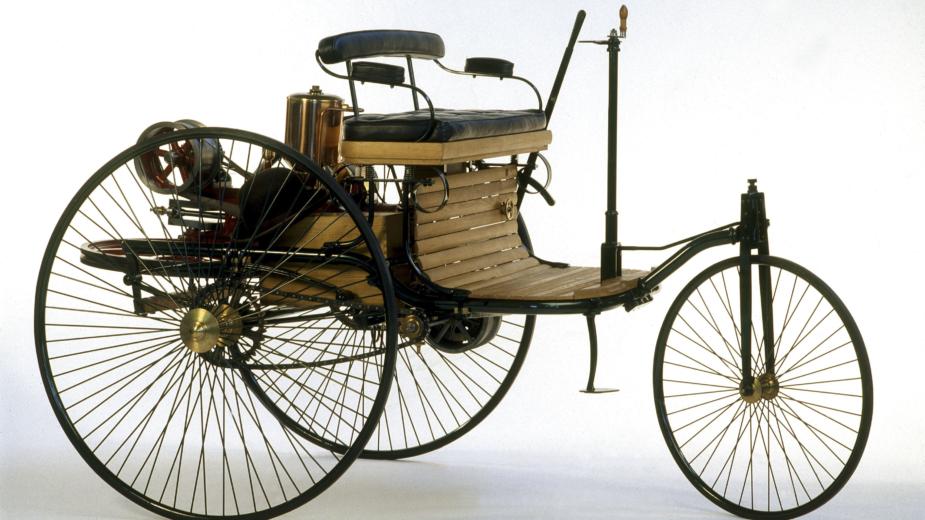 Benz Patent Motorwagen Replica 2018
