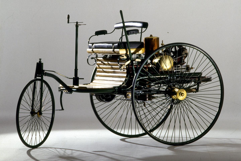 Benz-Patent-Motorwagen Replica 1886