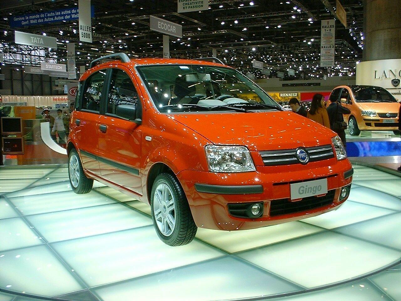 Fiat Gingo Genebra 2003
