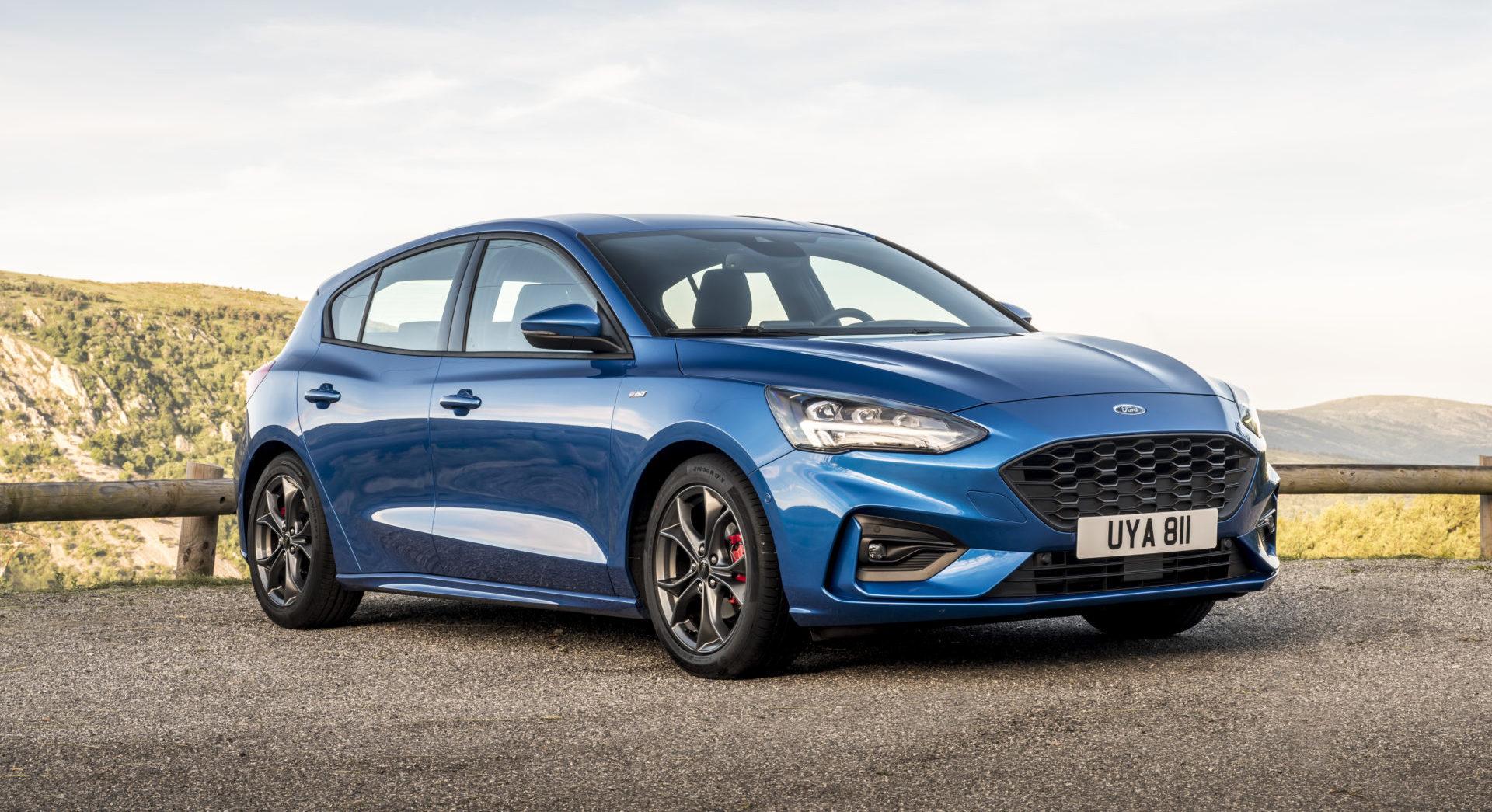 novo Ford Focus (ST Line)