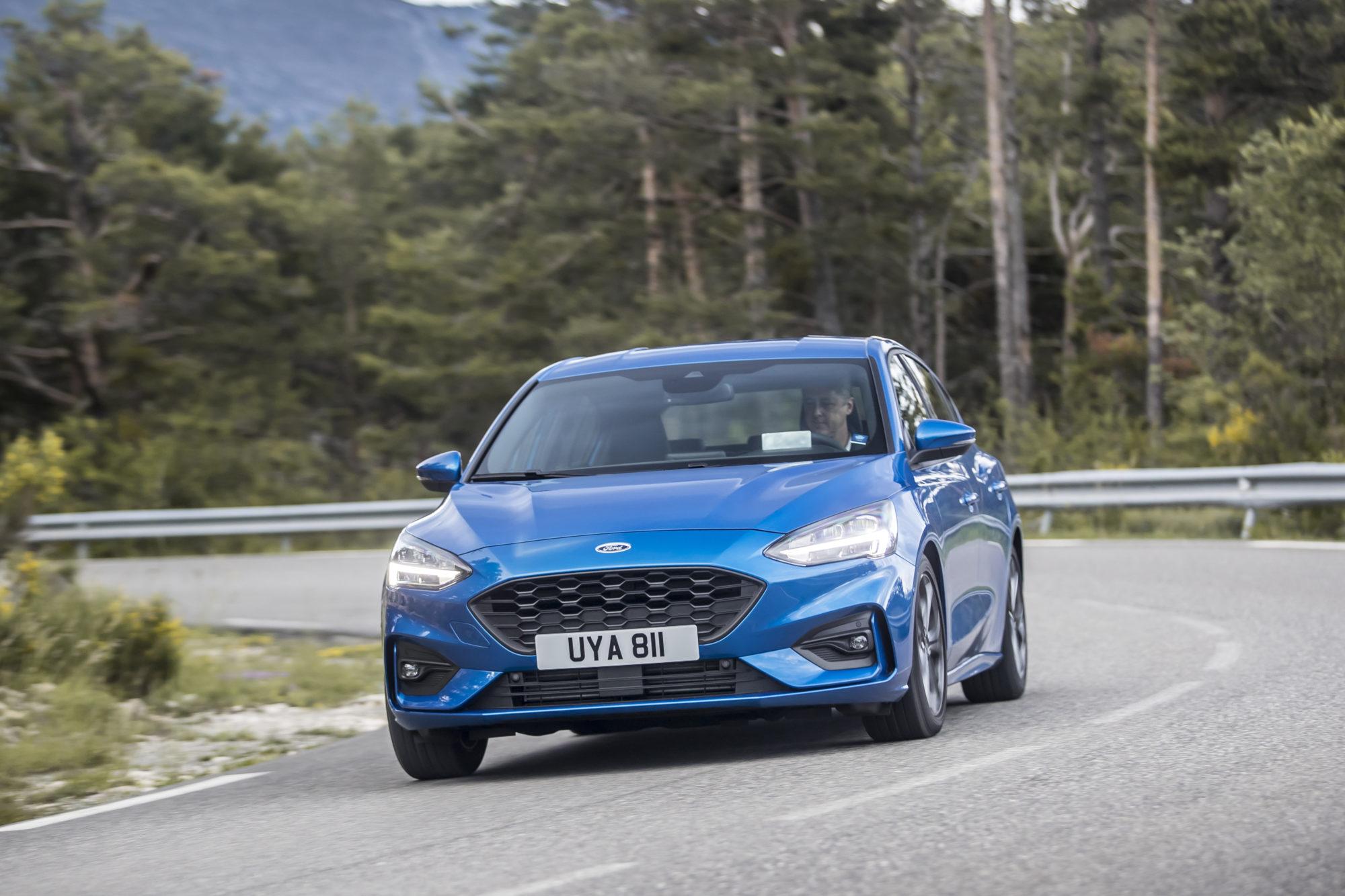 novo Ford Focus teste