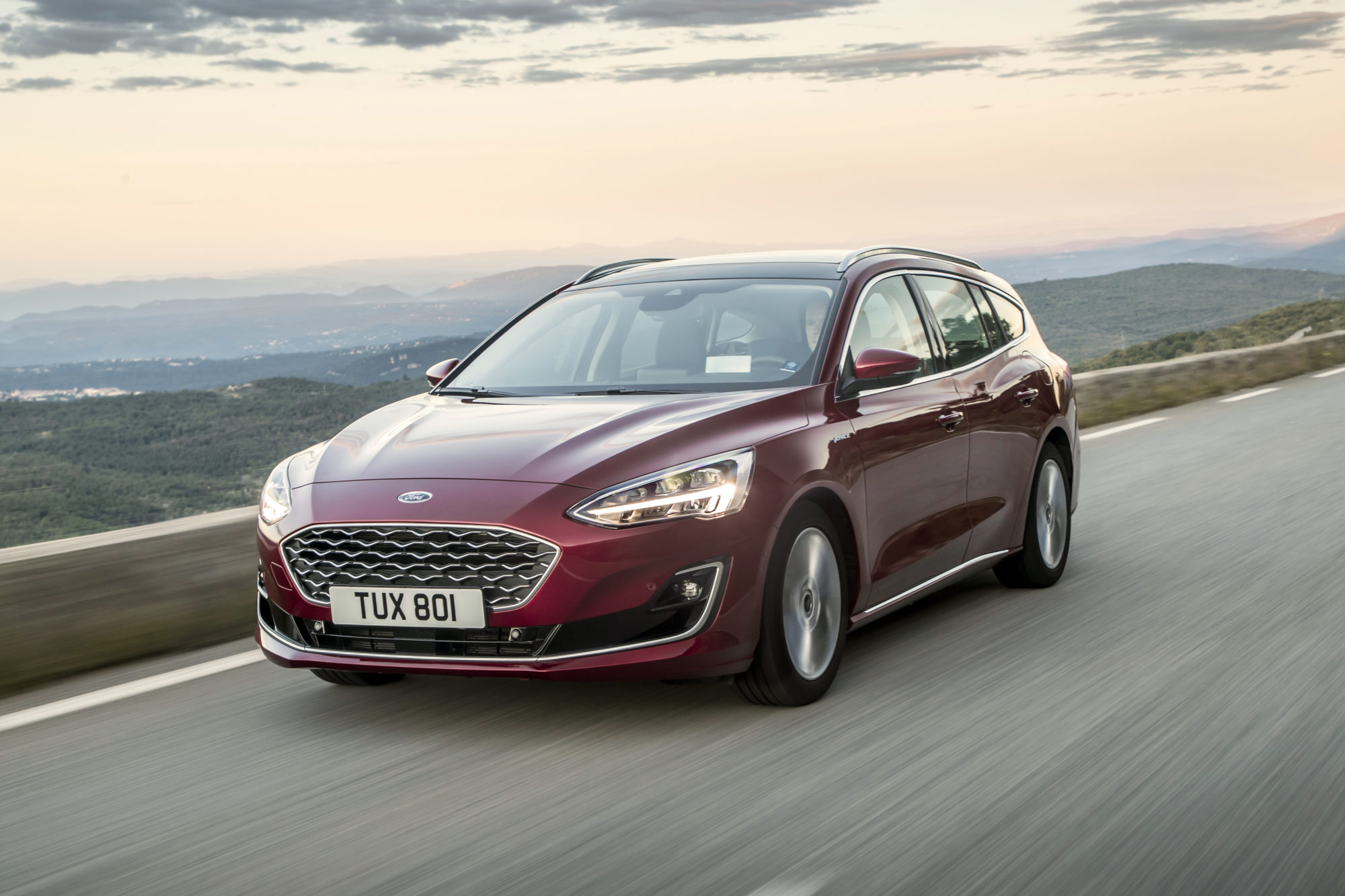 Ford Focus SW 2018