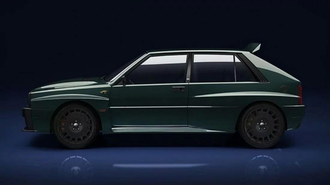 Lancia Delta Automobili Amos