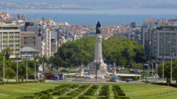 Marquês de Pombal Lisboa 2018