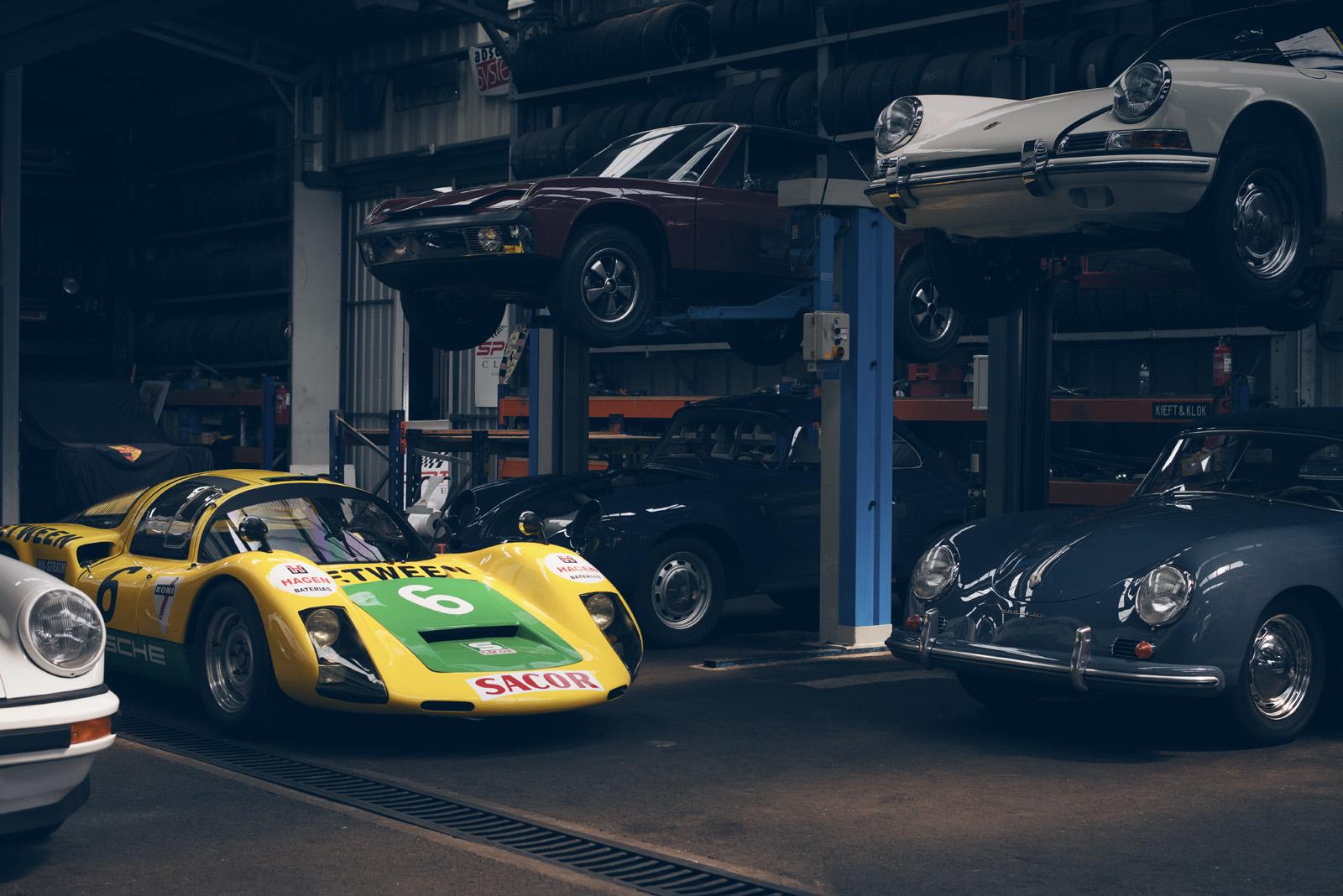 Porsche Carrera 6 Américo Nunes Sportclasse Tertúlia Sportclasse