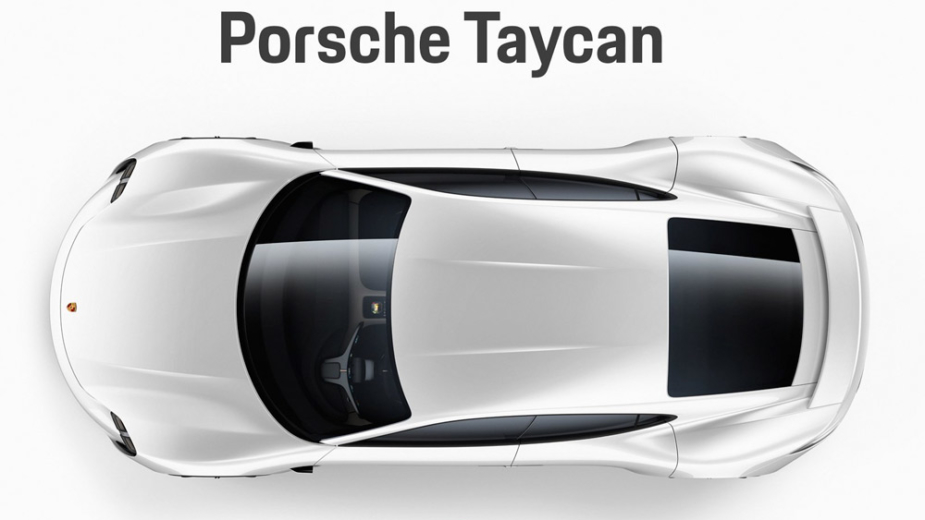 Porsche Taycan concept 2018
