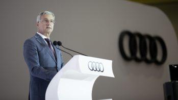 Rupert Stadler CEO Audi 2018