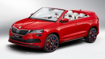 Škoda Sunroq Concept 2018