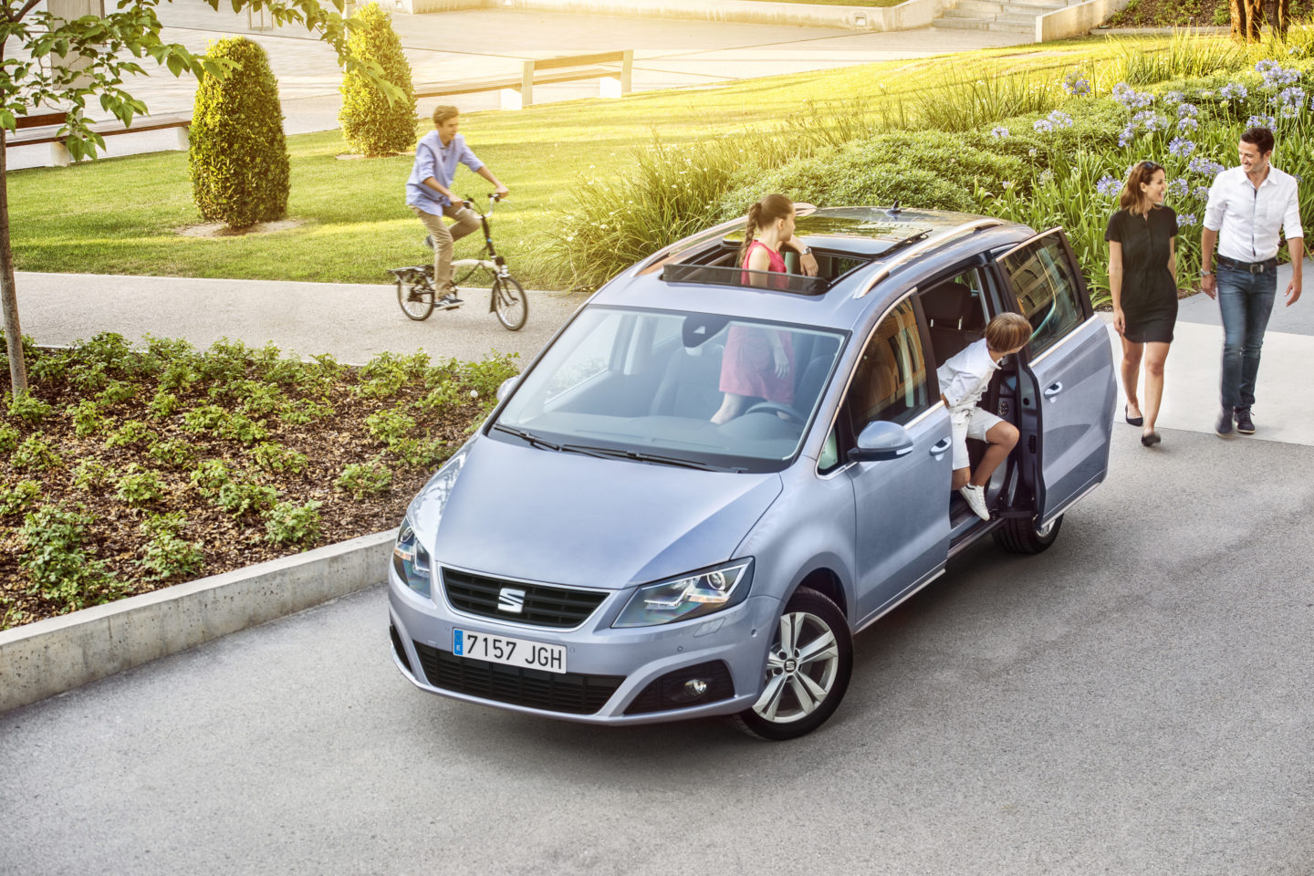 SEAT ALHAMBRA Portugal