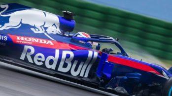Scuderia Toro Rosso STR13 Mundial F1 2017