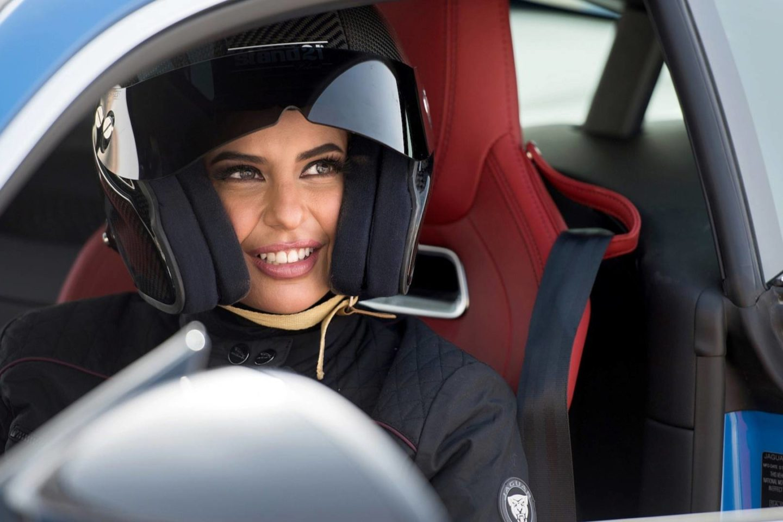 Aseel Al Hamad Piloto Jaguar Arábia Saudita 2018