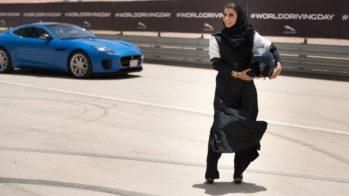 Aseel Al Hamad Piloto saudita 2018