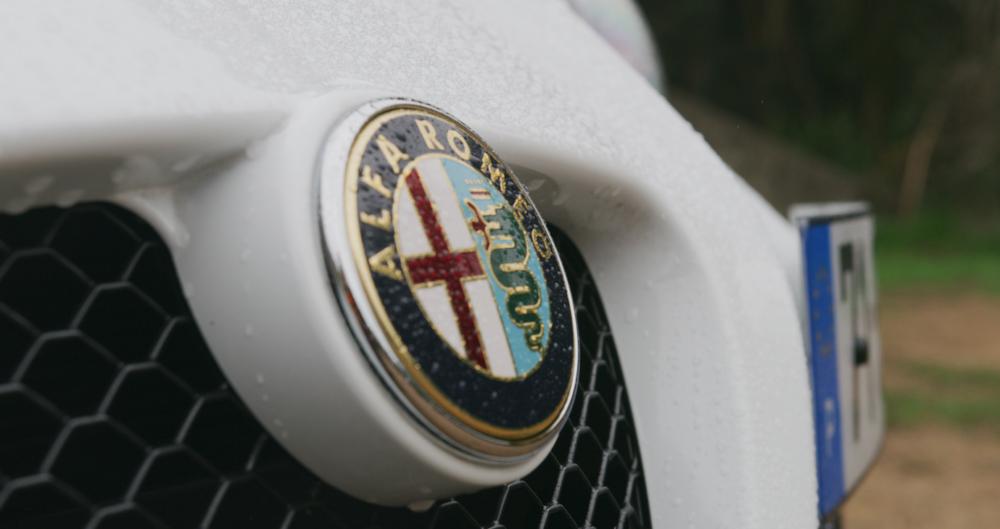 Alfa Romeo símbolo