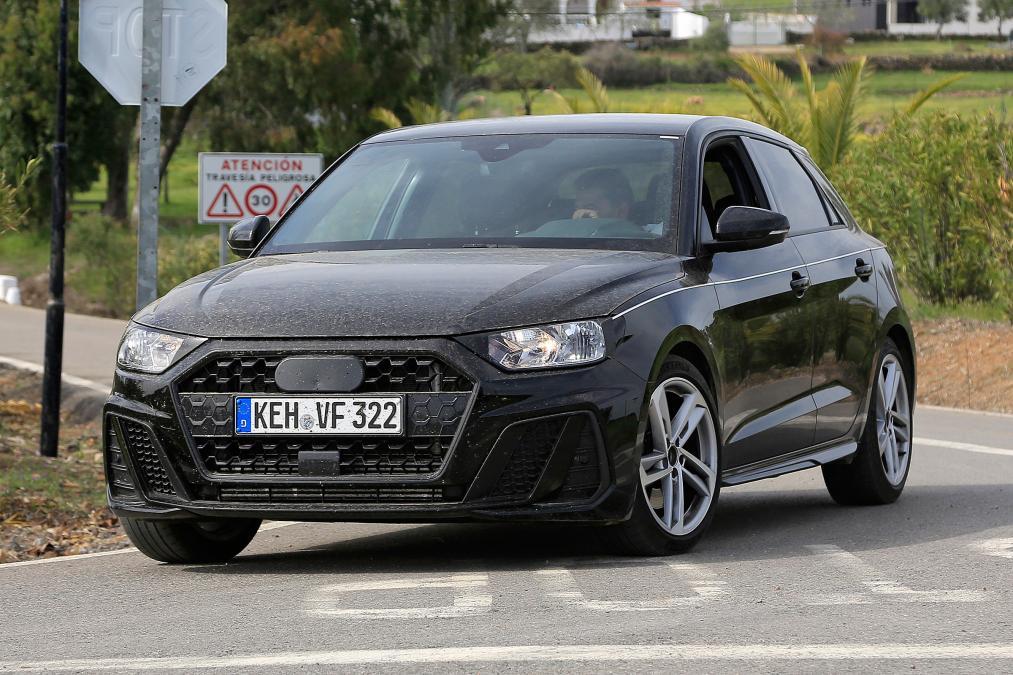 Audi A1 mula de testes 2018