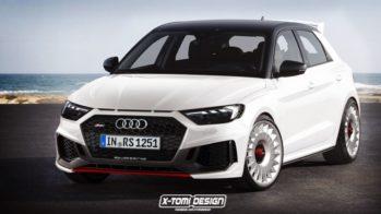 Audi RS1 Clubsport Quattro X-Tomi Design