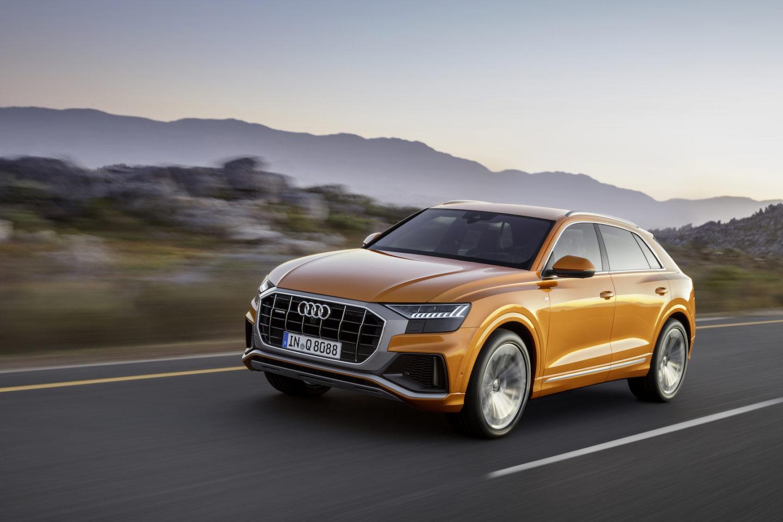 Audi Q8 Lançamento 2018