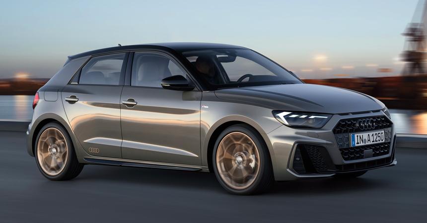 Audi A1 2018 Oficial