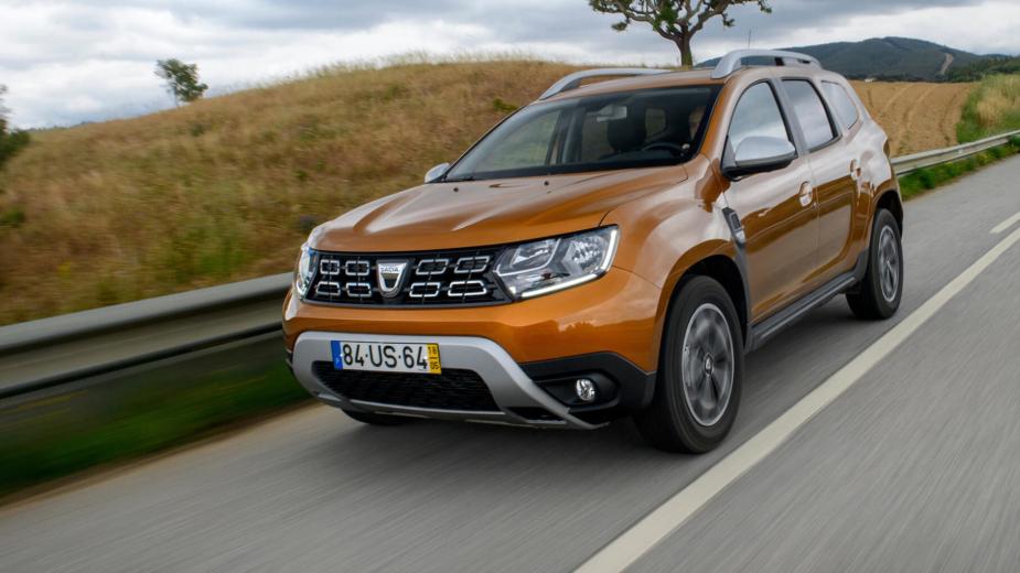 Testado Tudo O Que Precisas Saber Sobre O Novo Dacia Duster