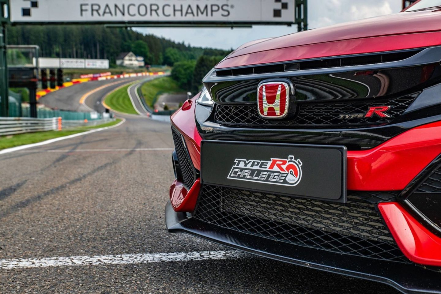 Honda Civic Type-R Spa-Francorchamps 2018
