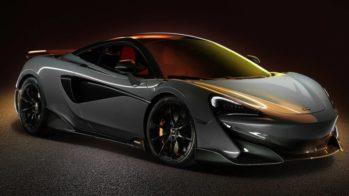 McLaren 600 Longtail 2018