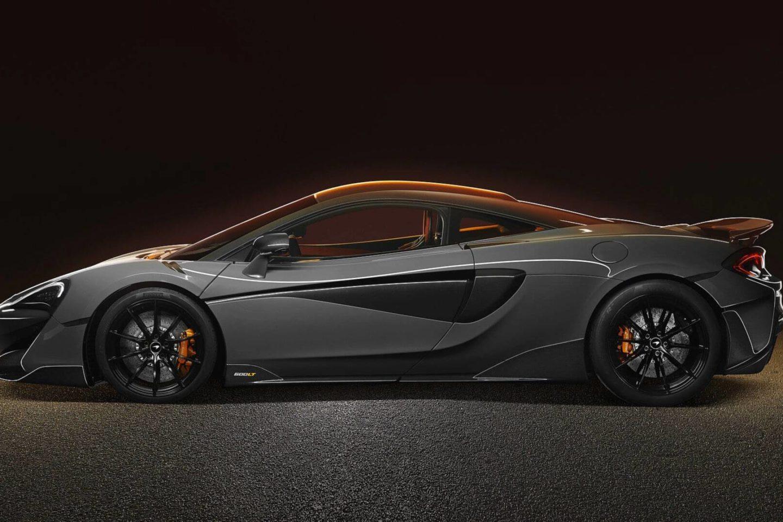 McLaren 600 LT 2018