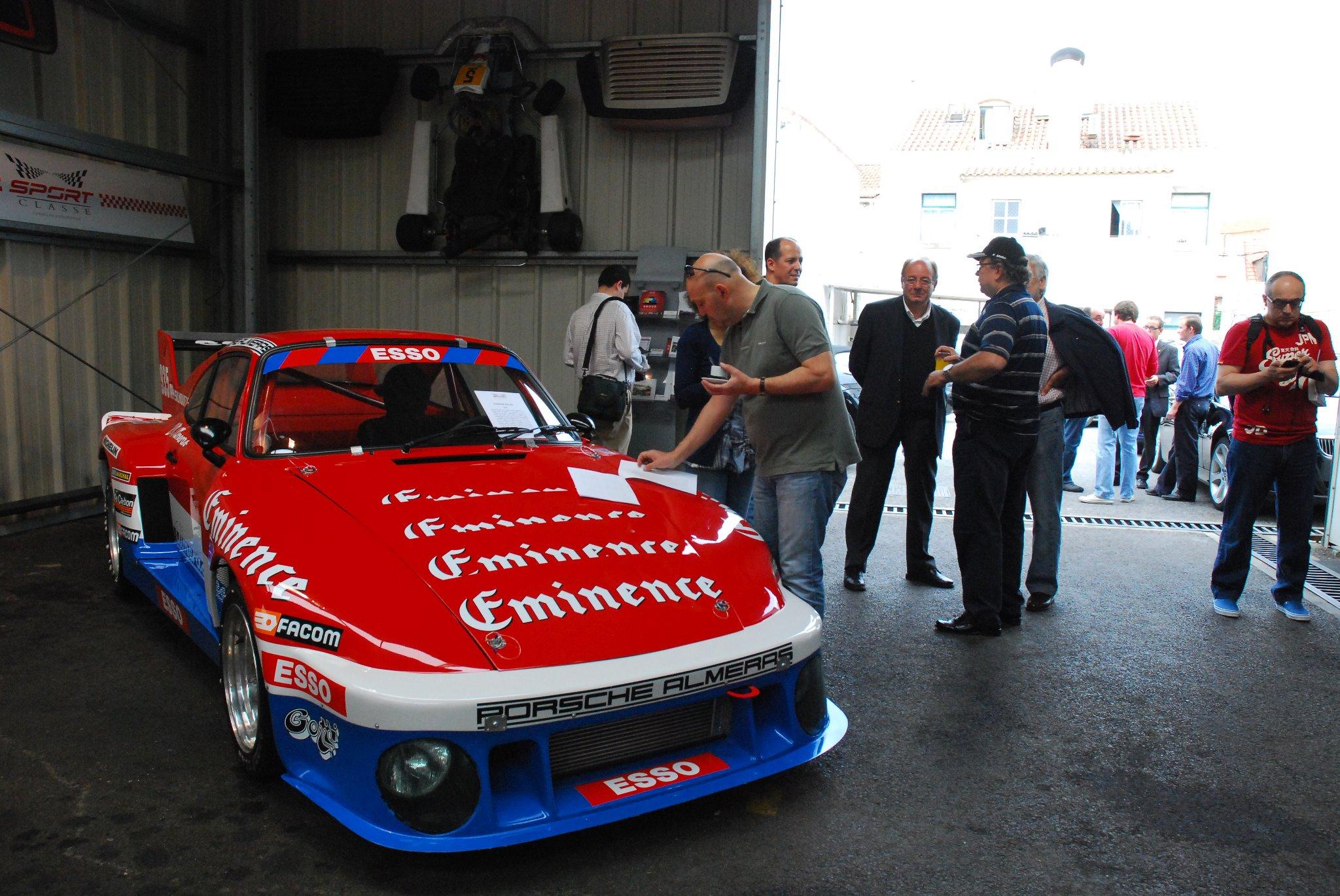 """Porsche 935 A4 """"Almeras"""""""