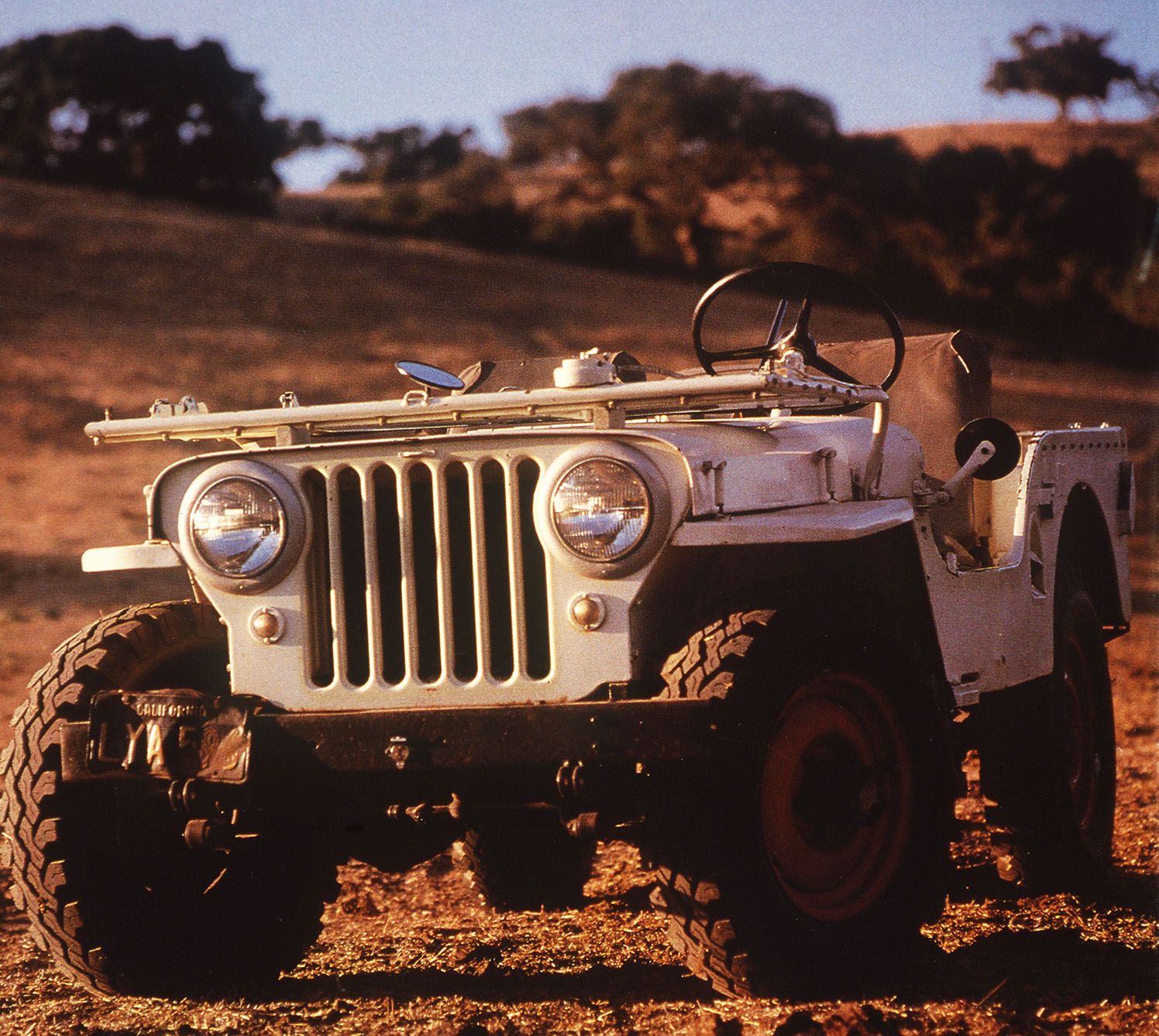 1946, Willys Jeep