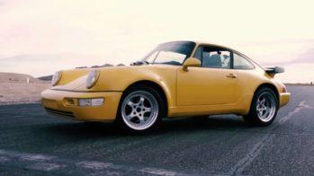 Porsche 911 S LS6 V8