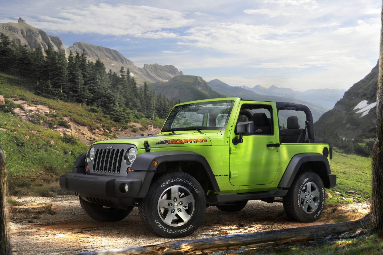 2007, Jeep Wrangler JK