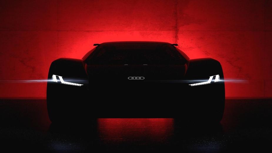 Audi PB 18 e-tron concept 2018